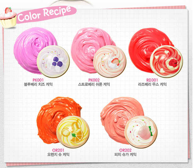 Sweet Recipe Cup Cakes All Over Color 104rb 2